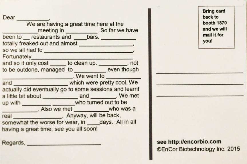 EnCor-card